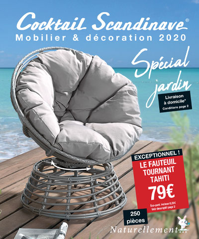 cocktail scandinave catalogue code