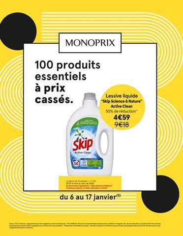 Monoprix Catalogue Prospectus Et Code Promo Fevrier 2021