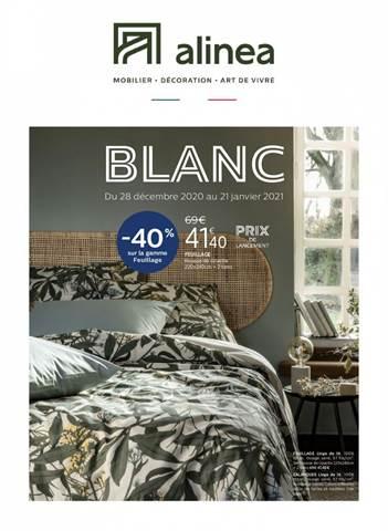 Alinea Catalogue Reduction Et Code Promo Janvier 2021