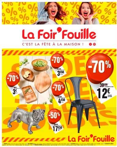 la foirfouille codes promo et