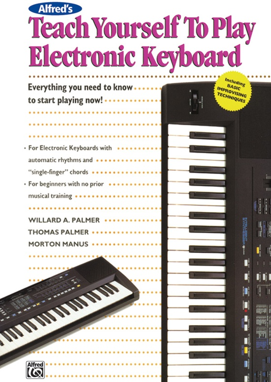Alfred's Teach Yourself to Play Electronic Keyboard ...
