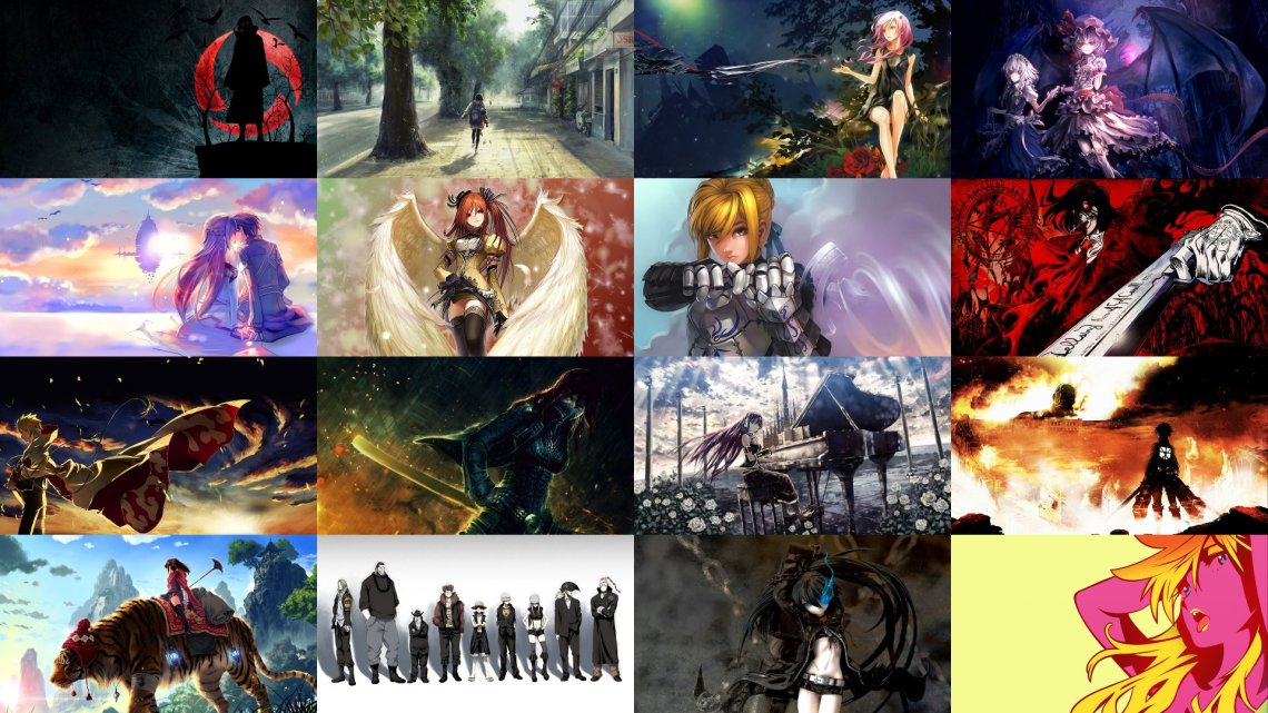 187800 Anime Hd Wallpapers Background Images
