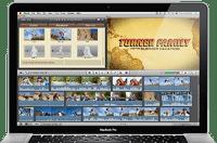 iMovie - movie trailers