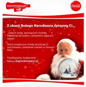 Zapunktowani.pl - życzenia świąteczne
