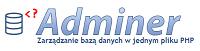 Adminer - logo
