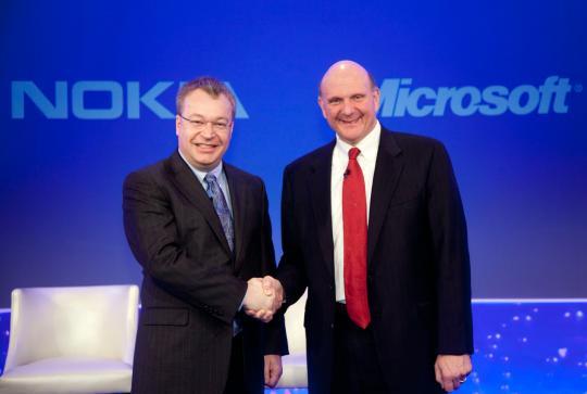 Microsoft kupiło Nokię