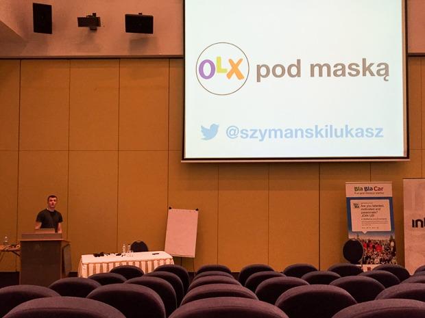 PHPCon Poland 2015 - OLX pod maską