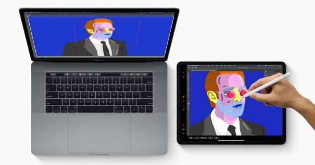 macOS 10.15 - Sidecar