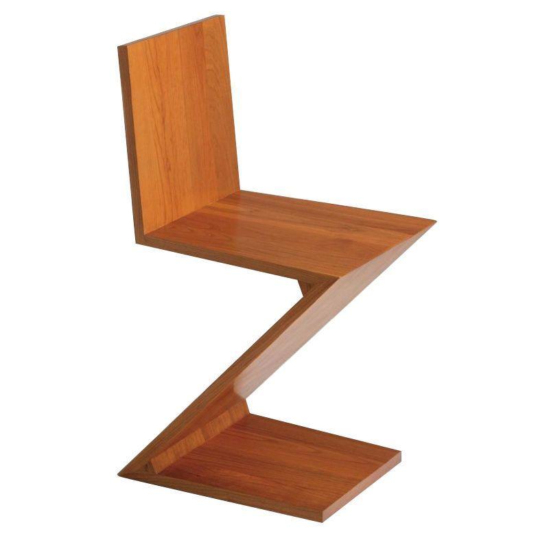 ZigZag Rietveld Chair Cassina