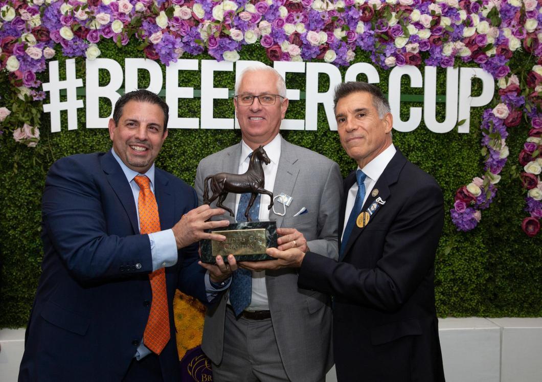 2019 breeders cup classic result vino rosso win todd pletcher irad ortiz