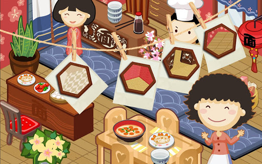 Design Sushi Shop » Android Games 365