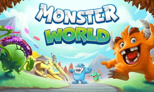 Monster World      Android Games 365   Free Android Games Download Monster World