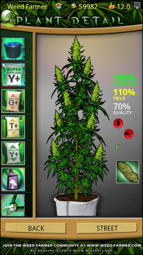 Weed Farmer Overgrown Android Games 365 Free Android Games Download