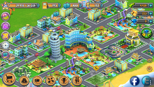 City Island: Airport ™ » Android Games 365