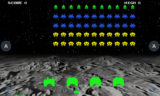 Space Invaders Online » Android Games 365