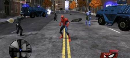 Spider Man      Android Games 365   Free Android Games Download Ultimate Spider Man