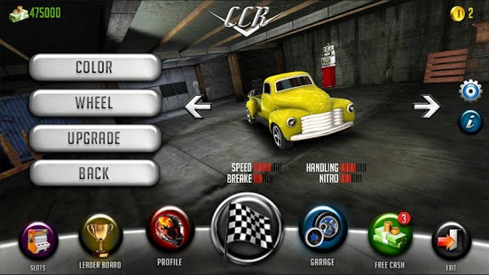 Classic Car Racing » Android Games 365