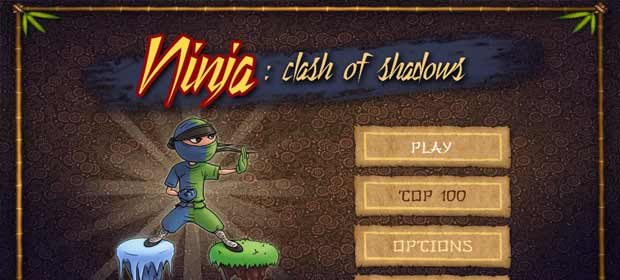 Ninja Clash of Shadows