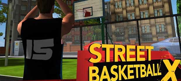 Street Basketball X - Crossy
