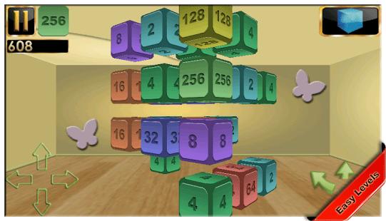 2048 3D Pro