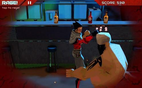 Wasteland Bar Fight