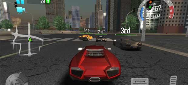 Driver XP - Open World Racing