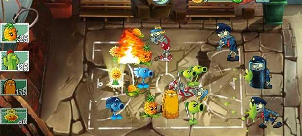 Zombie vs Vegetable