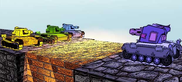 Tiny Tank Warfare
