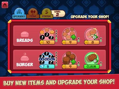 My Burger Shop - Fast Food
