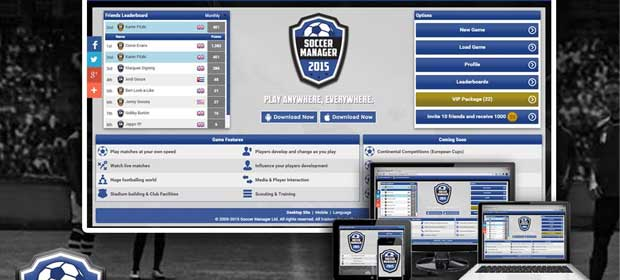 Soccer Manager 2015