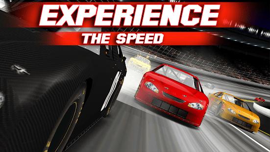 Stock Cars Racing Speedway