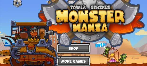 Monster Mania TD: First Strike