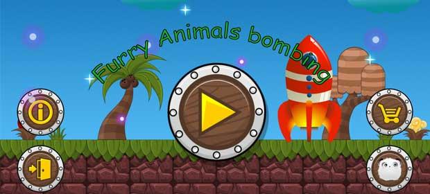 Furry Animals bombing