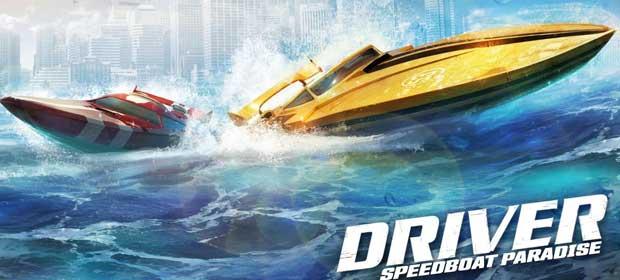 Driver Speedboat Paradise