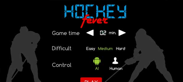 Hockey Fever - table game