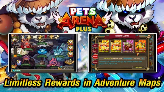 PetsArena Plus