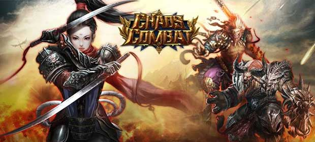 Chaos Combat-Destiny Clan Wars