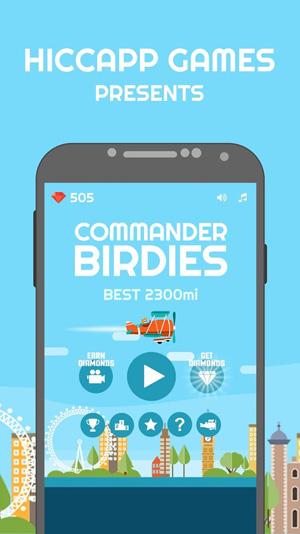 Commander Birdies