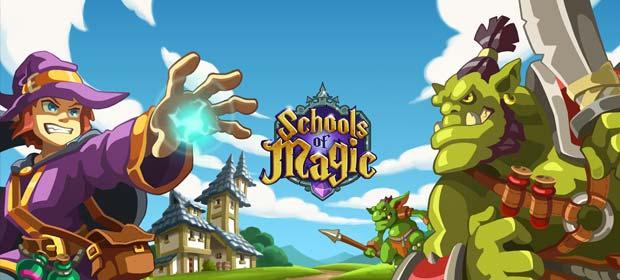 Schools of Magic