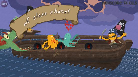Pirate Showdown