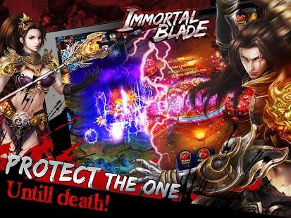Immortal Blade