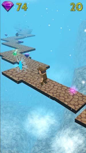 Pixel Road 3D