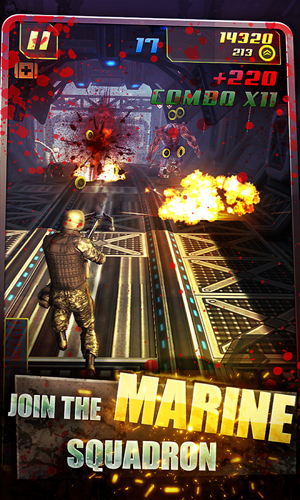 Zombie Apocalypse Gear Marines