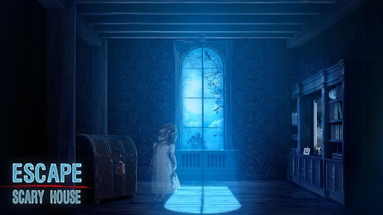 Escape Scary House » Android Games 365