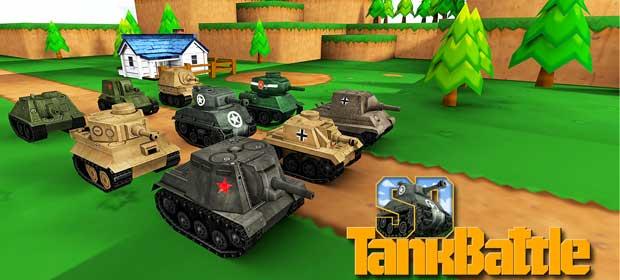 SD Tank Battle
