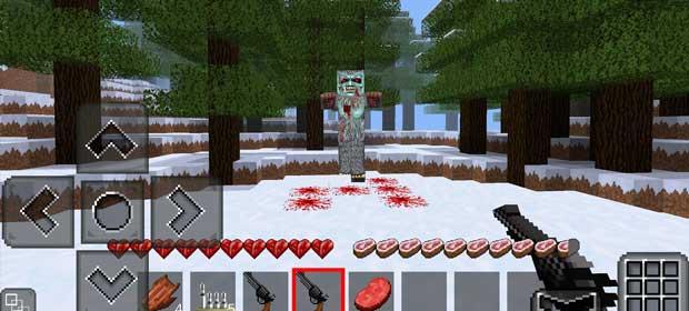 SnowCraft - Yeti Wars!