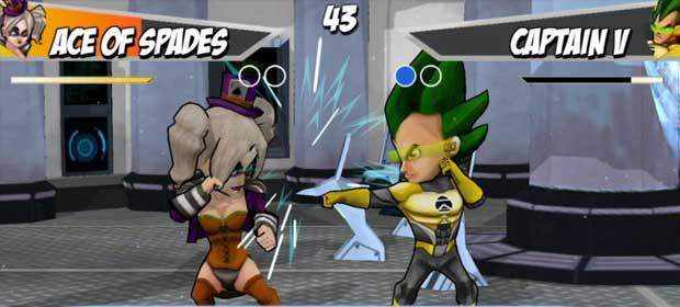 Superheros 2 Fighting Games