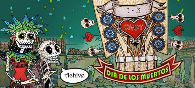 Day of the Dead/Dia de Muertos