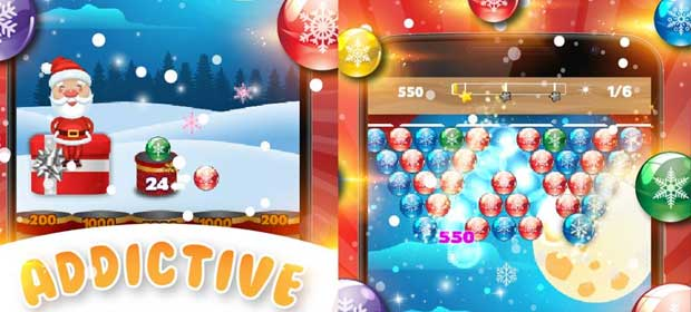 Bubble Shooter - Frozen Puzzle