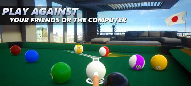 Cue Billiard Club: 8 Ball Pool